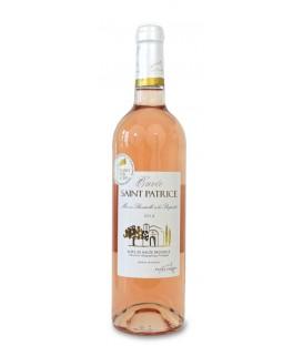 Cuvée Saint Patrice rosé 75cl