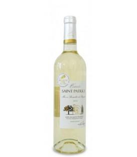 Cuvée Saint Patrice blanc 75cl.