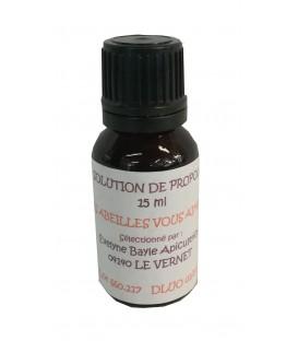 Solution de propolis 15ml