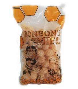 Bonbons au miel nature 250gr