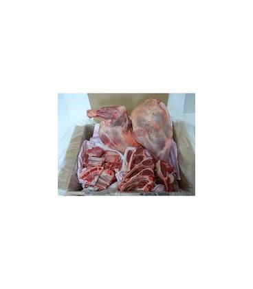 Colis d'agneau bio